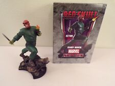 Bowen Red Skull Action Statue Marvel Comics