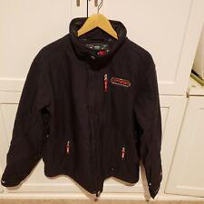 Men's Spyder Verbier Ski Jacket Black Size L