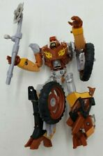 Transformers RTS Wreck Gar Deluxe Figure Loose