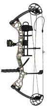 New Bear Archery Crux Rth 70# Right Hand Bow Package Realtree Camo