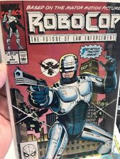 Robocop 1990-91 #1-22 Comic Run Art By Sullivan Marvel  (missing 14,21) VF+++