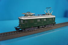 Marklin RET 800 3014 Electric Locomotive Br Re 4/4 Green