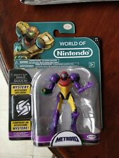Jakks Pacific - World of Nintendo - Metroid - Samus - Gravity Suit Version