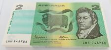 Australia 1985 $2 Two Dollar banknote - UNC