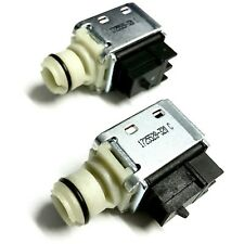 4L60E 4L65E Transmission 1-2 2-3 A & B Shift Solenoid 93-up Set of 2 fits GM