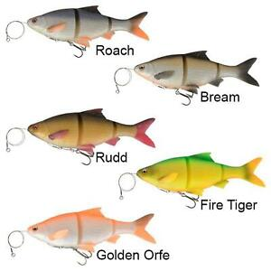 SAVAGE GEAR NEW 3D LINE THRU ROACH  READY TO FISH  crazy prices