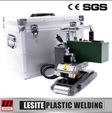 LESITE LST900 HDPE Overlap width Geomembrane Welding Machine plastic pvc welder