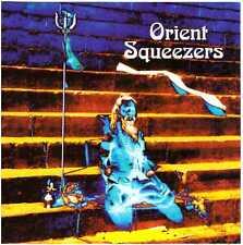 ORIENT SQUEEZERS Sadhu CD Swedish Psych w/ Sitar – Håkan Almkvist