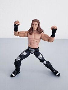 Mattel WWE Elite Collection Series 19 Shawn Michaels Loose Figure Free S&H