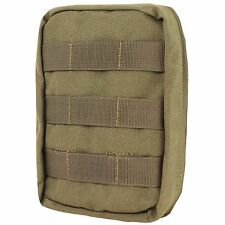 Condor MA21 MOLLE Tactical EMT First Aid Combat Medic Tool Kit Pouch Tan