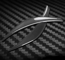 For Hyundai Veloster 2011-2017 Sport Real Carbon Fiber Headlight Eye Lid Cover