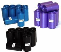 1035 DOG WASTE POOP BAGS 45 REFILL NO-CORE BIODEGRADABLE ROLLS by PetOutSide USA