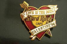 HRC Hard Rock Cafe Online Valentines Day 1996 Heart