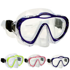 Chico Junior Child Kids Silicone Snorkeling Diving Mask