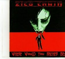 (DP573) Zico Chain, Where Would You Rather Be? - 2007 DJ CD