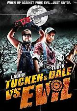 Tucker & Dale vs.Evil (BRAND NEW DVD), Katrina Bowden,Alan Tudyk,Tyler Labine