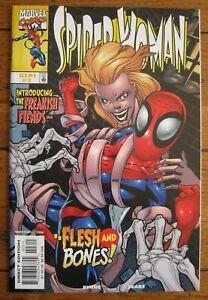 Spider Woman, #3, NM+, Marvel, 1999