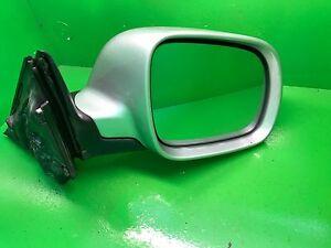 Audi A6 C4 1995 Mirror Exterior mirror right electric 4A1858532 EURO-MODEL