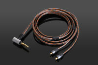 3.5mm Upgrade OCC Audio Cable For SONY/Shure MMCX headphones Universal