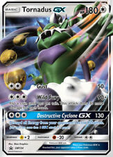 Pokemon TCG Tornadus GX SM134 Force of Nature Black Star Promo Rare NM/M SKU#202