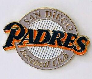 San Diego Padres Baseball Hat Lapel Pin