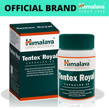 Himalaya Tentex Royal Supplement For Sustainable Energy & Endurance - 60 Caps