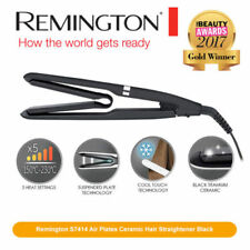 Remington Air Plates Ceramic Hair Straightener/Styler Black