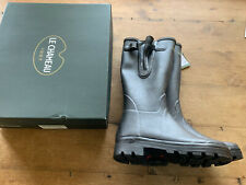 Le Chameau Vierzon Mens EUR 40 US 7 1/2 Boots Wellingtons NEW