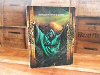 Dungeon Master's Screen Advanced Dungeons & Dragons D&D 1985 1st Edition