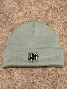 Undefeated Gray Beanie One Size