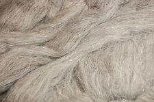 GRIGIO CHIARO Herdwick Naturale Lana ROVING / Tops-umido felting and Needle felting