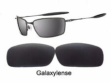 Galaxy Replacement Lenses For Oakley Square Whisker Sunglasses Black Polarized