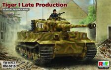 Rye Field Model 1/35 SdKfz.181 PzKpfw.VI Ausf.E Tiger I Late Production