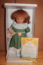 Neu mit Karton & Echtheitszertifikat Original Steiff Puppe SUSI Steiff