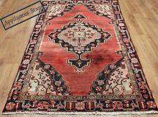 VECCHIO Fatto A Mano Lana Persiano Orientale Tappeto Runner di superficie floreale Tappeto 210x123 cm