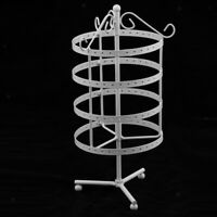 148-Hole Earring Jewelry Display Stand Rack Holder Rotating Hanger Organizer