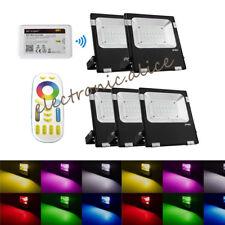 2.4G MiLight 10 W 20 W 30 W RGB + CCT Wifi/4 zonas de control remoto de proyector LED Nuevo
