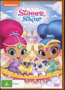 Nickelodeon Shimmer and Shine DVD NEW Region 4