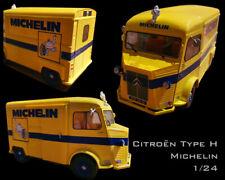 1/24 Citroën type H - HY - Tub Michelin IXO - RARE