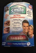 AS SEEN ON TV INSTANT PERFECT TEETH VENEER IN MINUTES FLEXIBLE high quality