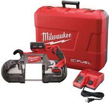Milwaukee M18 FUEL 18-Volt Cordless Brushless Lithium-Ion Deep Cut Band Saw Kit