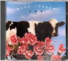 Marc Jordan ‎– Cow Cd 1990 NM AOR