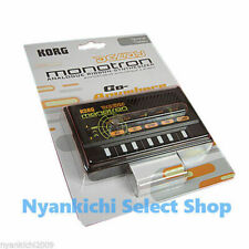 Korg Analog Synthesizer Monotron DELAY from Japan New