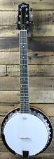 Oscar Schmidt OB6 6-String BANJITAR Closed-Back Banjo   #R6641