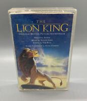 1994 The Lion King Original Movie Soundtrack Cassette C