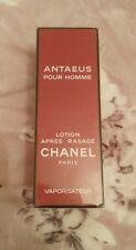"LOTION APRES-RASAGE ANTAEUS CHANEL vintage prebarcode 100 ML "" VAPORISATEUR """