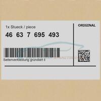 Original BMW 46637695493 - [SUPER PREIS] Seitenverkleidung grundiert links