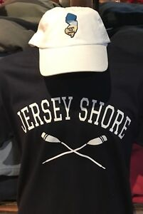 VERY COOL NEW JERSEY SHORE  [NAVY] ++++T TEE SHIRT!____00