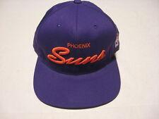 5e00d209 adidas NBA Phoenix Suns 25th Anniversary Draft Cap Purple One Size Fits Hat