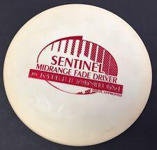 New Millennium Mf Sentinel San Marino Rare Oop Disc Golf Innova Driver Patent No